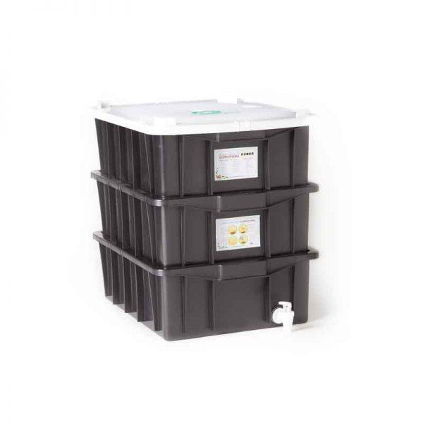 Composteira Pequena - Casológica - Lado