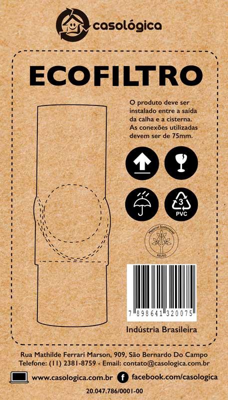 Caixa Eco Filtro