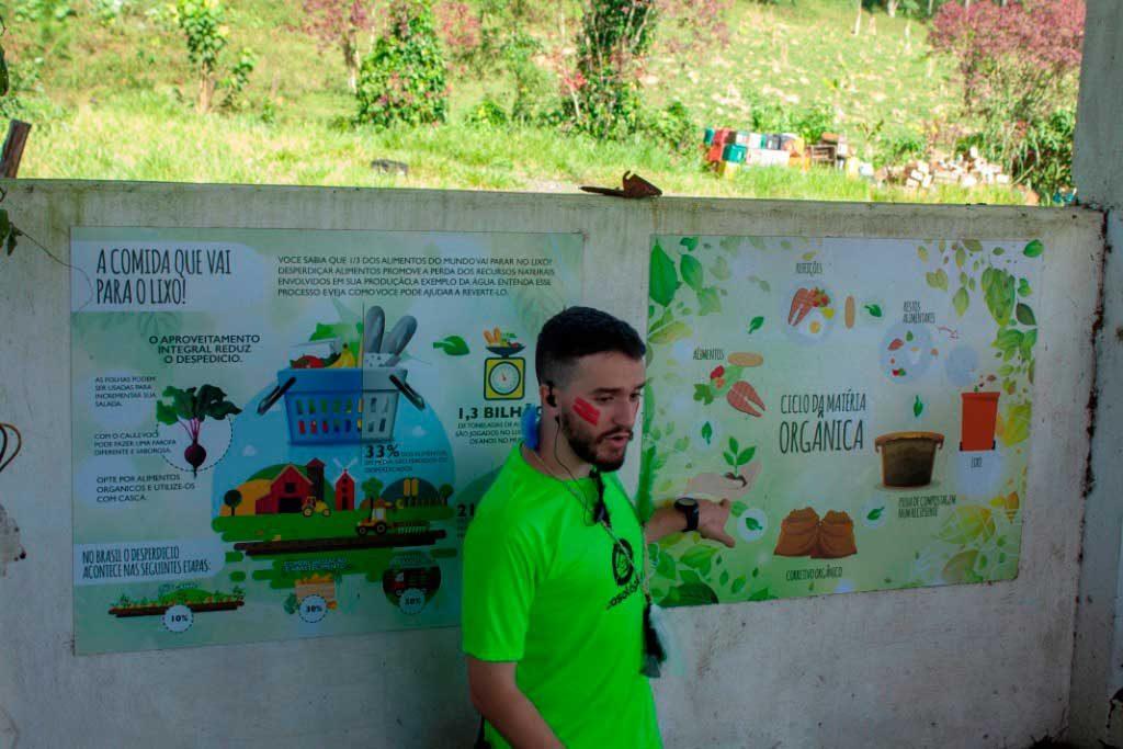 Composteira como Educação Ambiental