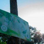 Placa Estação Ecologia Instituto Casológica