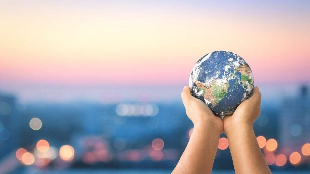 Sustentabilidade para um futuro melhor.