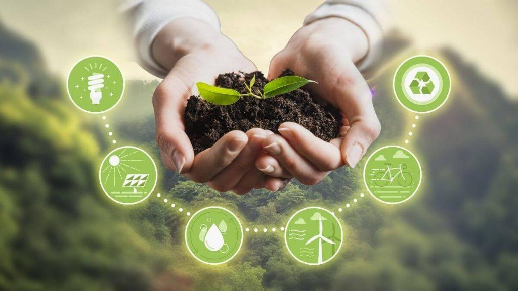 O três R's da Sustentabilidade