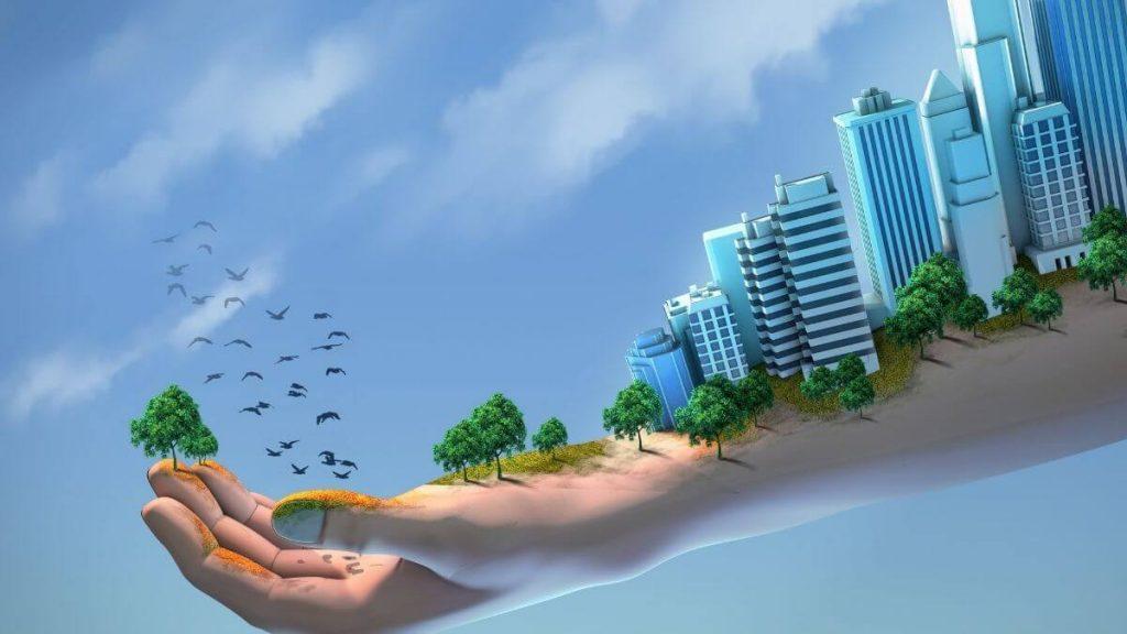 Sustentabilidade para um mundo melhor